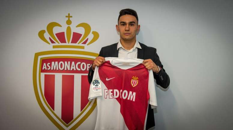 Amilcar Silva firmó su primer contrato profesional. ASMonaco