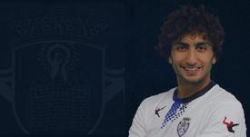 Amr Warda fue presentado por el Feirense, y devuelto al PAOK tres días después. CDFeirense