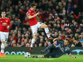 Ander Herrera, David De Gea and Juan Mata could leave Old Trafford this summer. EFE