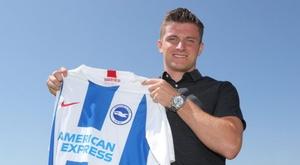 Dreyer será emprestado novamente, desta vez ao Midtjylland. OfficialBHAFC