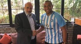 Anderson comenzó su decadencia en 2014. AdanaDemirspor