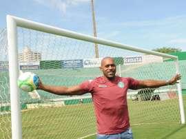 Anderson Soares da Silva 'Neneca', ha renovado su contrato con Botafogo SP. Archivo/AAN