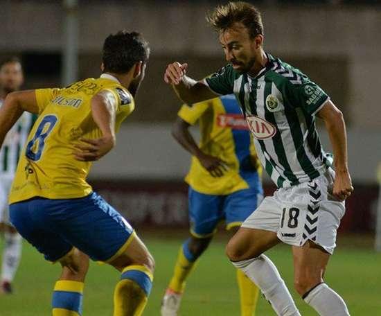 André Claro llevaba un año y medio en el Estoril. SetubalFC