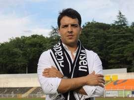 André David dejó el cargo tras caer ante el Sporting de Covilha. AcadémicodeVIseu