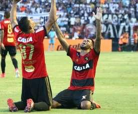 Sport Recife necesita el triunfo. Twitter/SportRecife