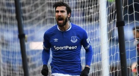 Andre Gomes, ready to come back against Arsenal AFP