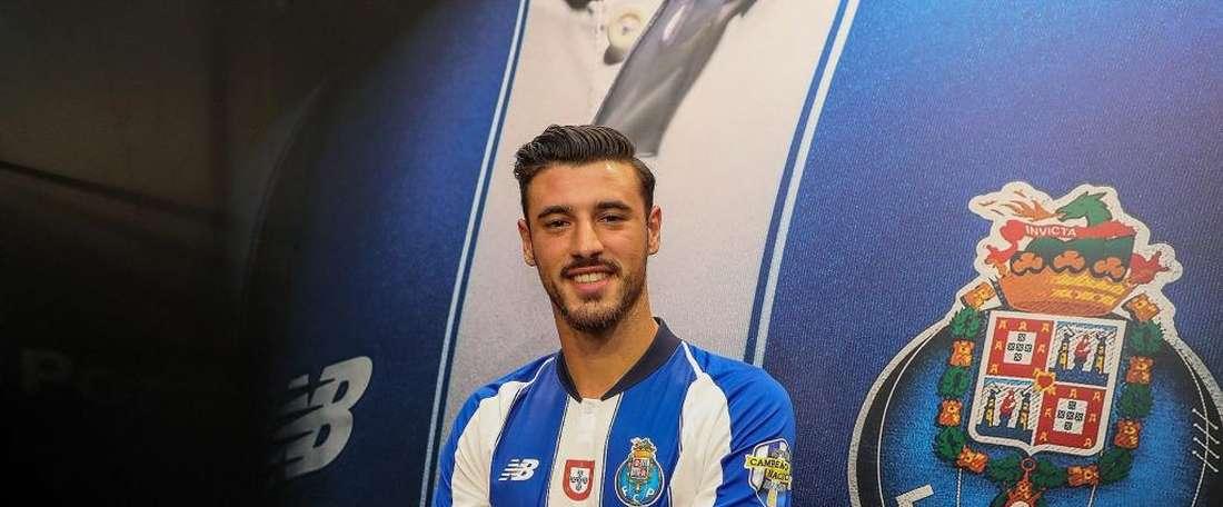 André Pereira deverá ser cedido ao Vitória de Guimarães. FCPorto