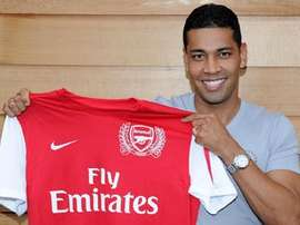 Andre Santos, ex jugador del Arsenal. ArsenalFC