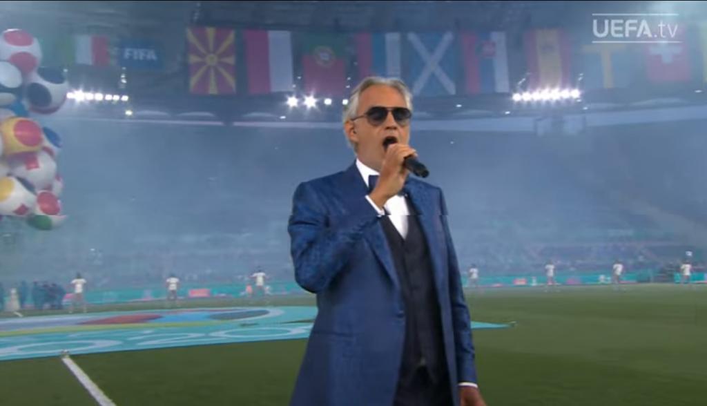 Sigue el directo de la ceremonia de la Eurocopa 2020