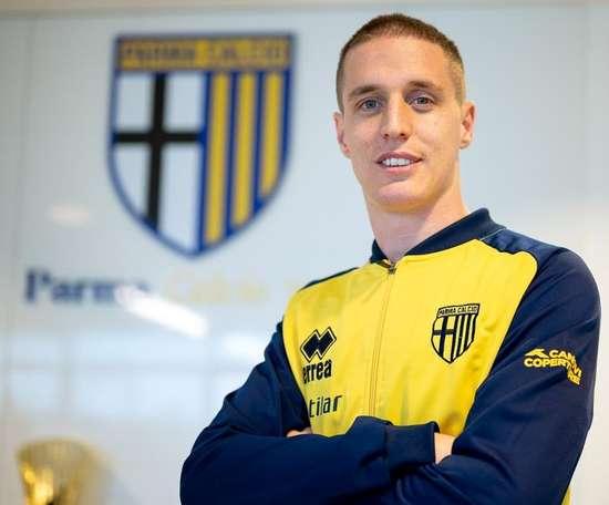 Conti in prestito al Parma. Parmacalcio