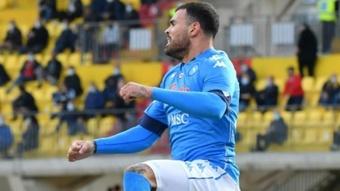 Andrea Petagna pudo haber fichado por la Sampdoria. AFP