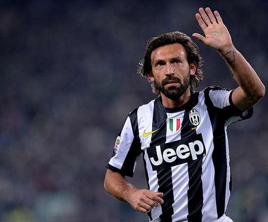 Pirlo está de volta a Juventus. EFE