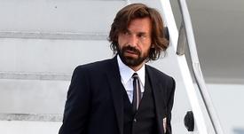Pirlo deverá ser o treinador dos Sub 23 da Juve. AFP