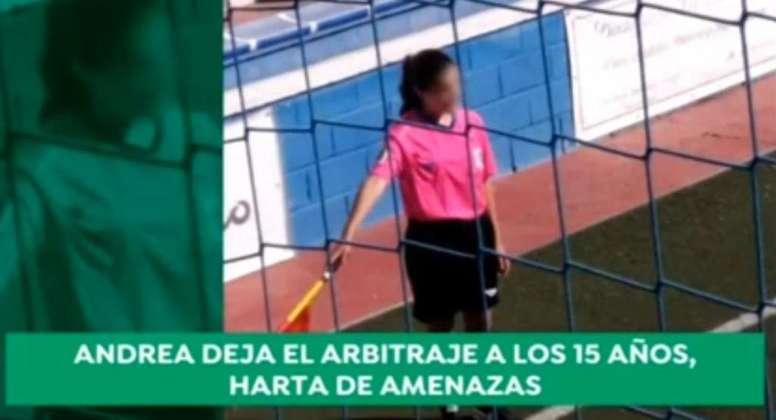 Cansada de insultos machistas y amenazas. Antena3