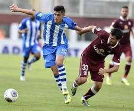 Andrei Ivan sonó para el Barcelona, pero ahora podría acabar en el Lokomotiv.