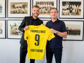 L'ailier ukrainien de 27 ans quitte le Dynamo Kiev. Goal
