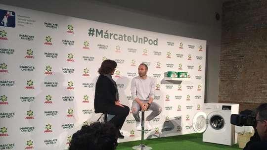 Iniesta trouve injustes les critiques envers Modric. Twitter/PG_Espana