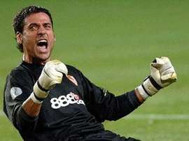 Andrés Palop. SevillaFC