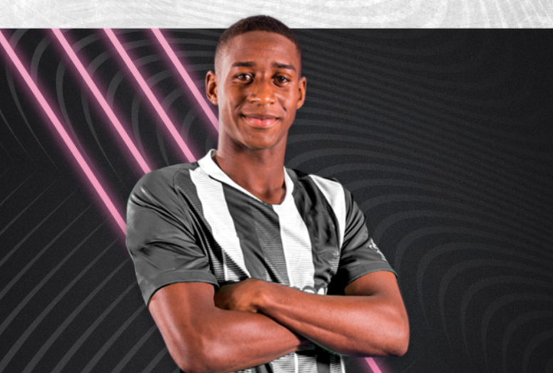 He has signed for Inter Miami. Twitter/InterMiamiCF
