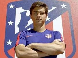 Solano est une perle du club 'colchonero'. Atlético