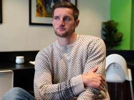 Andy Brennan, primer jugador abiertamente gay en Australia. Twitter/ThePFA