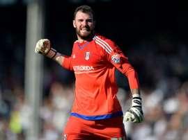 Andy Lonergan pourrait débuter contre Southampton. AFP/EFE