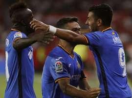 Les 'Azulones' veulent célébrer leur prouesse avec une victoire. EFE