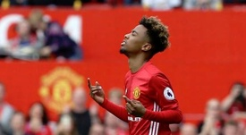 Angel Gomes, do Manchester United, interessa a Barcelona e PSG. MUtd