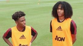 El United quiere alejar a Gomes y Chong de sus pretendientes europeos. ManUtd