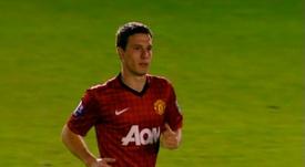 Henríquez y Dante Poli fueron dos chilenos que vistieron la camiseta del United. ManUtd