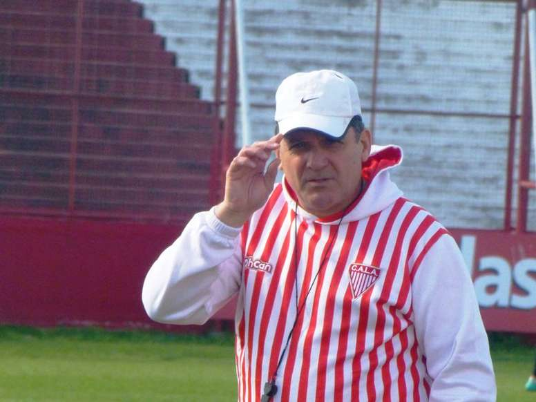 Aníbal Biggieri será el reemplazante de Marcelo Barrera en el banquillo de Los Andes. ClubLosAndes