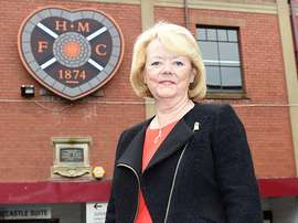 Ann Budge announced the error in a press statement. HeartsFC