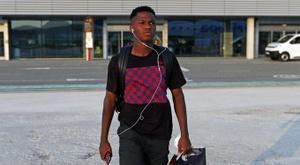 Sporting responde ao pai de Ansu Fati sobre oferta. FCBarcelona_es
