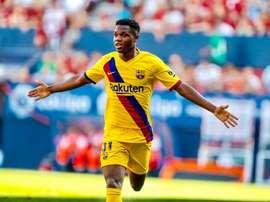 Meninos do Barça acabam com o sonho de Conte. FCBarcelona