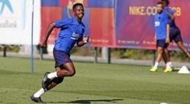 Ansu Fati, la sorpresa en la convocatoria de Valverde. FCBarcelona