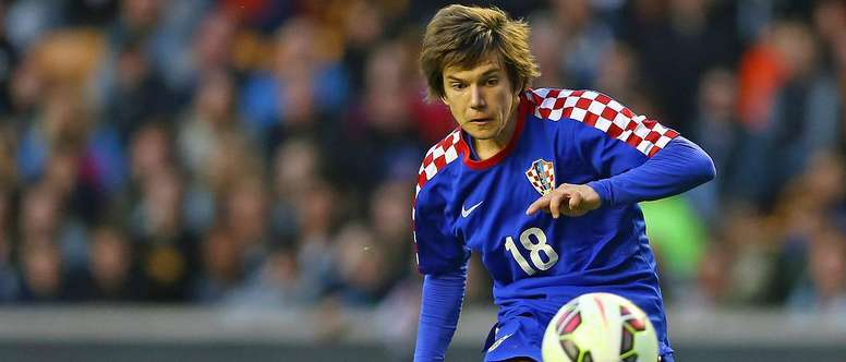 Ante Coric has been eyed up by some European giants. Twitter