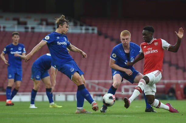 Gordon will remain an Everton player. Twitter/Everton
