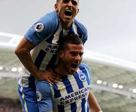 The FA have charged Brighton's Hemed with violent conduct after their victory over Newcastle. BHAFC