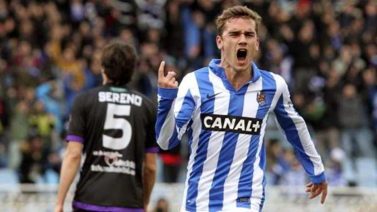 timeless design 5ca49 25dd0 Real Sociedad get 24 million from Griezmann's move to Barca ...