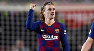 Griezmann is comfortable playing anywhere. EFE