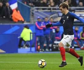 L'Andorre sera le prochain adversaire de la France. AFP