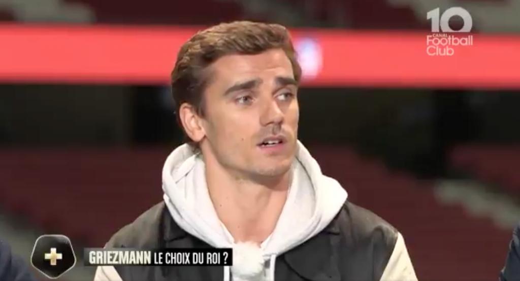 Griezmann répond aux critiques — Equipe de France