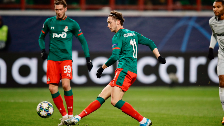 Semin habló tras la derrota. Lokomotiv