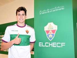 El jugador cree que el Valladolid querrá resarcirse del 6-2. ElcheCF