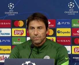 Técnico da Inter falou antes do jogo contra o Real Madrid. Captura/InterTV