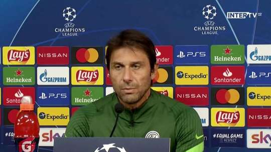 Conte parla in conferenza stampa. InterTV
