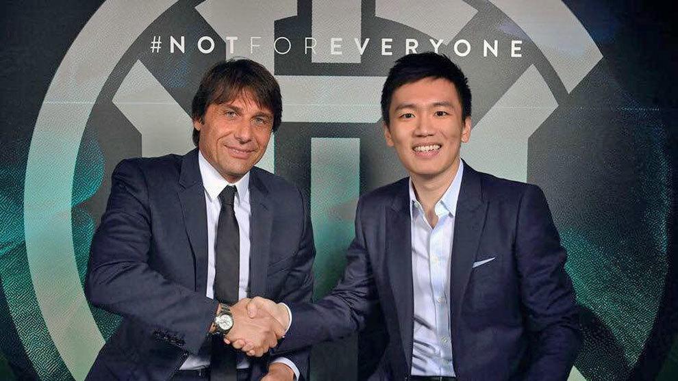 Novedades de fichajes: Conte nuevo entrenador Inter
