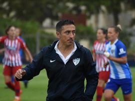 Antonio Contreras, nuevo entrenador del Betis Féminas. BeSoccer