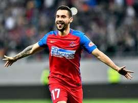 El extremo derecho jugará la próxima temporada en las filas del conjunto chipriota. FCSteauaBucurest