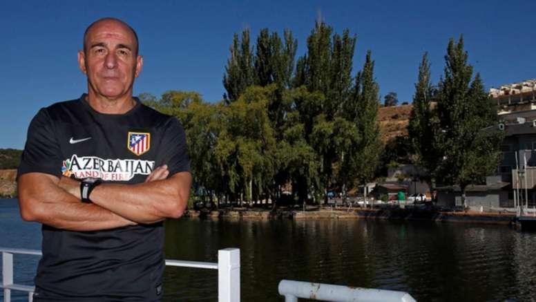 Antonio López, ex seleccionador de Bolivia, en cuarentena preventiva. AtléticodeMadrid